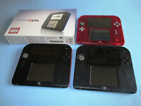 Nintendo 2DS Systems You Pick Choose Your Color FREE Ship!