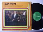 MANTOVANI disco LP 33 giri EVERGREENS OF THE 70s MADE in ITALY stampa ITALIANA