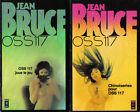 Lot de 2 : Jean BRUCE - OSS 117