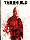 4 DVD set THE SHIELD - ACTION COMPLETE FIFTH SEASON 5 ZONE 1 - USA