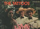 THE TATTOOS disco LP 33 giri LATIN POPS made in GERMANY stampa TEDESCA
