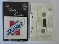 SHERBET THE SHERBET COLLECTION AUSTRALIAN CASSETTE TAPE