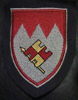 (No1649) German Bundeswehr sleeve patch insignia 35th PANZER GRENADIER BRIGADE