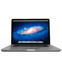 Apple MacBook Pro A1502 13,3 Zoll (März, 2015) i5/8GB/128GB SSD Generalüberholt