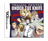 - Trauma Centre: Under The Knife (DS, Game) AS NEW [AUSSIE SELLER]  NOW $17.25