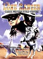 The Lone Ranger - Hi-Yo Silver/The Legend of the Lone Ranger (DVD, 1999)