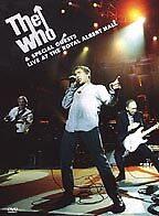 THE WHO and Special Guests - Live At Albert Hall - 2008 New Sealed Region 2 DVD