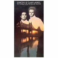 The Columbia Studio Recordings (1964-1970) Simon & Garfunkel Audio CD