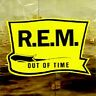 R.E.M. - Out Of Time - UK CD album 1991