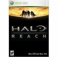 Halo Reach XBox 360 NEW And Sealed FULL UK Version Halo: Reach