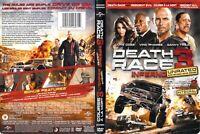 Death Race: Inferno unrated (DVD, 2013, Canadian)  Luke Goss, Danny Trejo