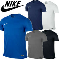 Men's Nike Tick Tees Crew Neck Short Sleeves T-shirt Gym / Running / Sports Top