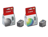 Genuine Canon PG-40 CL-41 ink iP1800 MP180 PG40 CL41