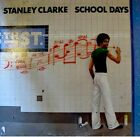 ++STANLEY CLARKE school days LP33T 1976 RARE VG++