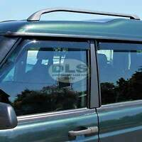 LAND ROVER DISCOVERY 2 WIND DEFLECTORS SET OF 4