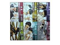 Kazuya Minekura WILD ADAPTER Manga Book 1~6 SAIYUKI