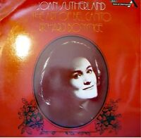 JOAN SUTHERLAND/RICHARD BONYNGE theart of bel canto LP+