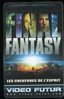 VIDEO FUTUR carte collector FANTASY  (188)