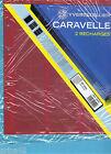 2 RECHARGES CARAVELLE Monnaie 2505 : 60 cases de 22mm