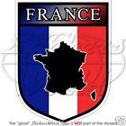 """FRANCE République Française Bumper Sticker 100mm (4"""")"""