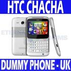 NEW HTC CHACHA DUMMY DISPLAY PHONE - UK SELLER