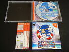 Sonic Adventure w/spine Sega Dreamcast Japan