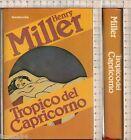 TROPICO DEL CAPRICORNO di Henry Miller