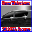 Chrome Window Accent Molding 4P for 2012 Sportage
