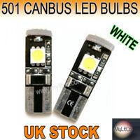 RANGE ROVER SPORT Front Side Light Lamp Xenon White LED Bulb 12V W5W 194 T10 501