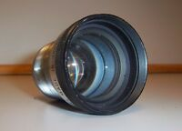 Tominon-16P f/1.4 50mm projector Lens 42.5mm Diameter. Good, Used!
