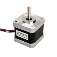 CNC Nema17 for 1.7A, 48 oz.in, 40mm length, 4-Lead 2 phase Longs Stepper Motor