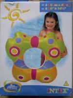 Bouée Papillon 76 cm x 67 cm,de 3 à 6 ans,INTEX