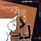 946 // LES AMOURS DE ZEUS CLAUDE OBIN RACONTE CD NEUF SOUS BLISTER