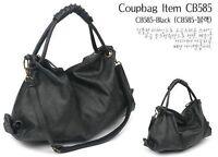 New Korean Style Lady Hobo PU leather handbag shoulder Bag B03