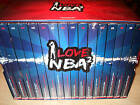 BOX COFANETTO 32 DVD ORIGINALI I LOVE NBA 2 BASKET CON 16 PARTITE INTEGRALI NEW