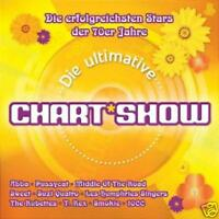 DIE ULTIMATIVE CHARTSHOW - 70ER JAHRE - DOUBLE CD * NEW *