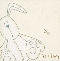 Millie & Boris Wall Art Canvas Picture Giclee Poster Print Painting 30cm x 30cm