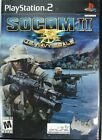 Game: SOCOM: U.S. Navy Seals II - Sony PlayStation 2 - PS2 - Excellent Condition