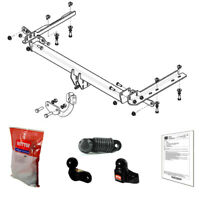 Witter Towbar for Vauxhall Astra (J) Estate / Est 2010-2015 - Flange Tow Bar