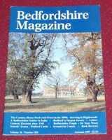 BEDFORDSHIRE MAGAZINE 1997 WREST PARK/BREWING BIGGLESWADE/HARPUR STREETS