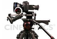 DSLR film Basic Kit Follow Focus controller+Viewfinder+Baseplate system+Handle