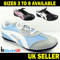 Ladies Trainers Running Casual Sports Trainers Shoes Size 3 4 5 6 7 8 (T065)
