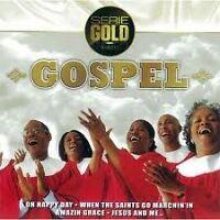 369 // GOSPEL - SERIE GOLD - COMPILATION  2 CD 30 TITRES NEUF