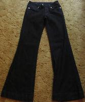 BUFFALO DAVID BITTON JEANS Womens Denim Jeans 27 x 32 Buffalo Dungarees Sz 26
