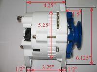 New Alternator Fits Yanmar Marine 2GMF 2cyl Diesel 12 Volt