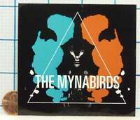 BRAND NEW THE MYNABIRDS GENERALS PROMO STICKER DECAL A MUST HAVE VERY RARE!!