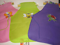 Children's Apron Small Child - Great For Crafts, Cooking, Painting, Pretend Play
