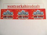 MATCH ATTAX ATTACKS 2012/2013 12/13 NEW SEASON LEGEND