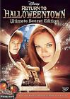 Return to Halloweentown (DVD, 2007, Ultimate Secret Edition)