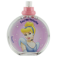 Cinderella by Disney for Girls Eau De Toilette Spray 3.4oz - Tester